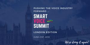 voice tech event london SVS AI